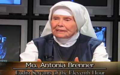 Mother Antonia Prison Ministry