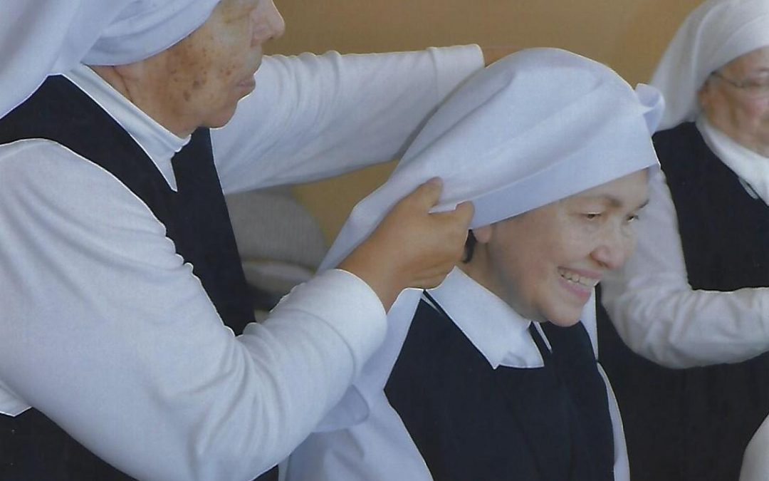 We Welcome Sister Lourdes